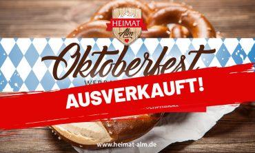 Oktoberfest 19.09.